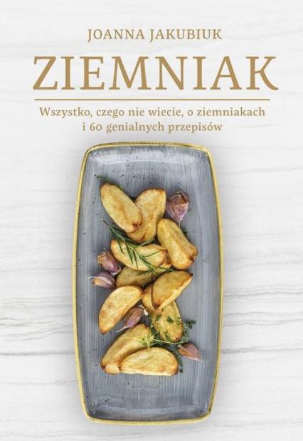 Ziemniak - Joanna Jakubiuk   okładka