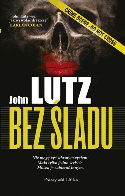 Bez śladu - John Lutz | okładka