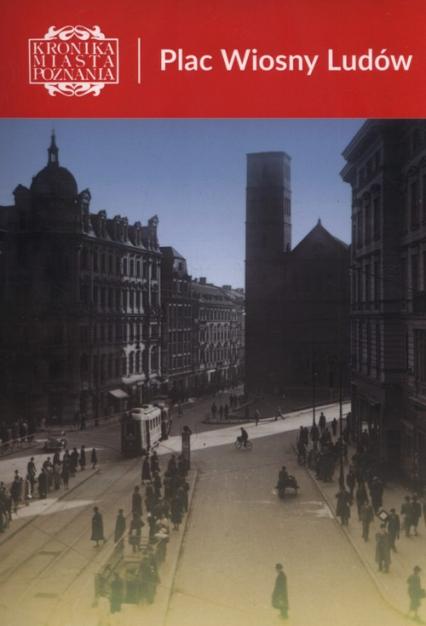 Plac Wiosny Ludów - Dorota Matyaszczyk | okładka