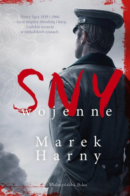 Sny wojenne - Marek Harny | okładka