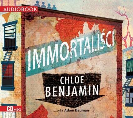 Immortaliści - Chloe Benjamin | okładka