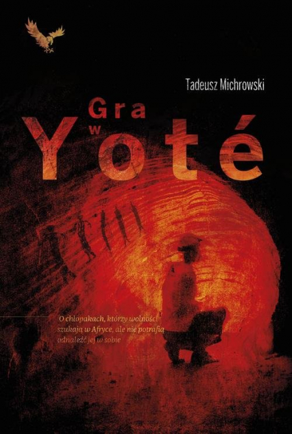 Gra w yote - Tadeusz Michrowski | okładka