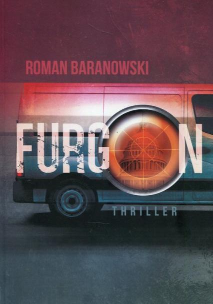 Furgon - Roman Baranowski | okładka