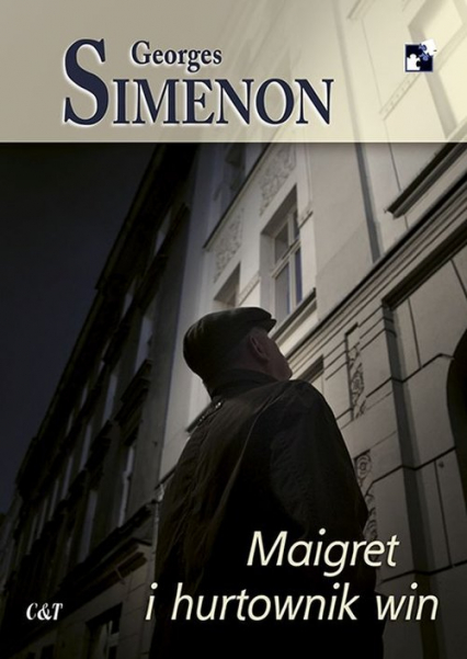 Maigret i hurtownik win - Georges Simenon | okładka