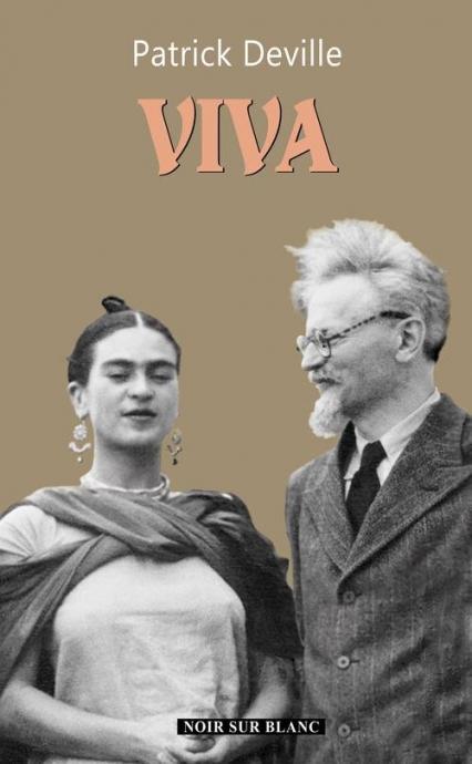 Viva - Patrick Deville | okładka