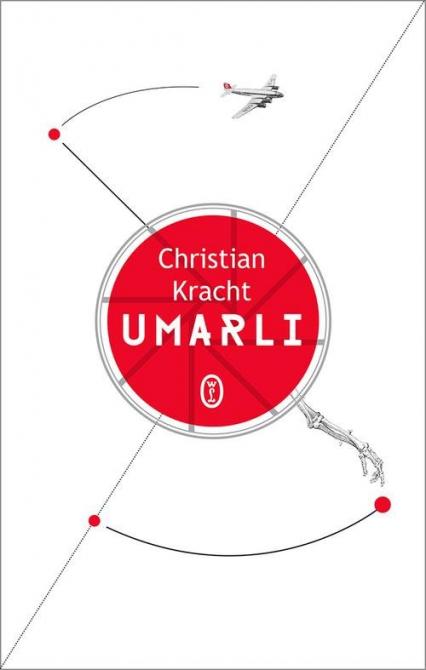Umarli - Christian Kracht | okładka