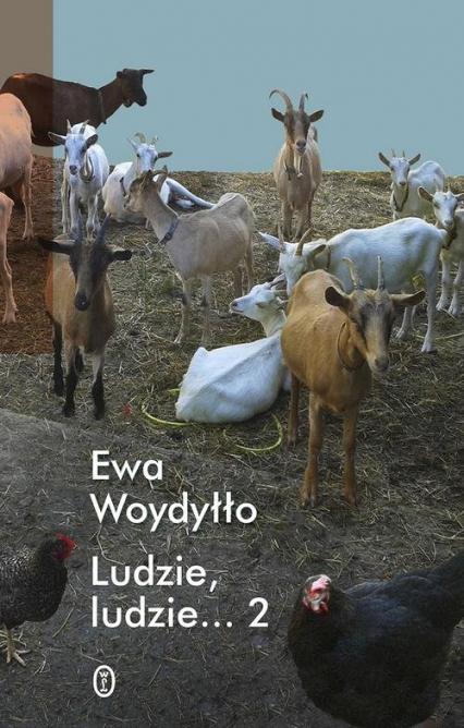 Ludzie, ludzie... 2 - Ewa Woydyłło | okładka