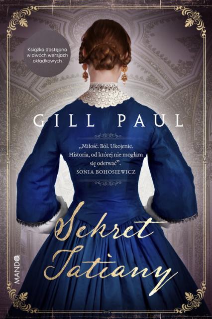 Sekret Tatiany - Paul Gill | okładka