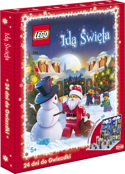 Lego Idą Święta 24 dni do Gwiazdki LAD-1 -  | okładka