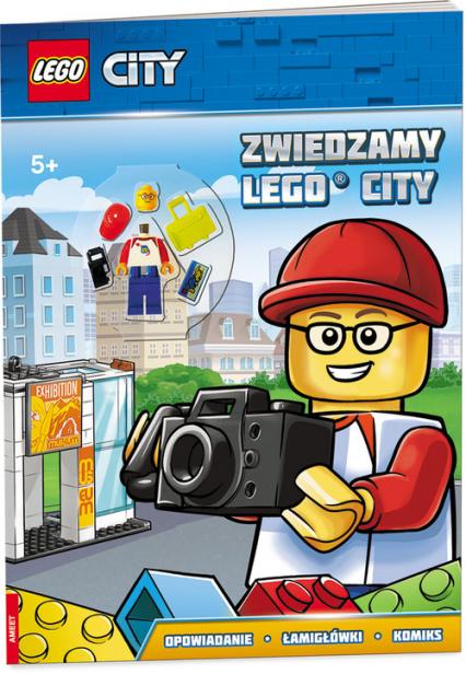 Lego City Zwiedzamy Lego City LMJ-17 -  | okładka
