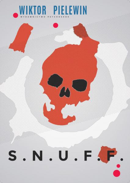Snuff - Wiktor Pielewin | okładka