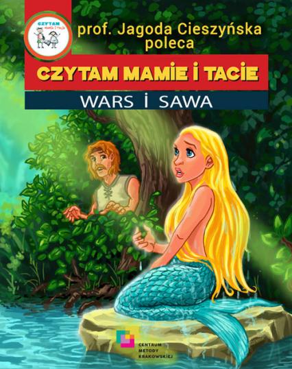 Wars i Sawa Czytam mamie i tacie - Łukasz Zabdyr | okładka