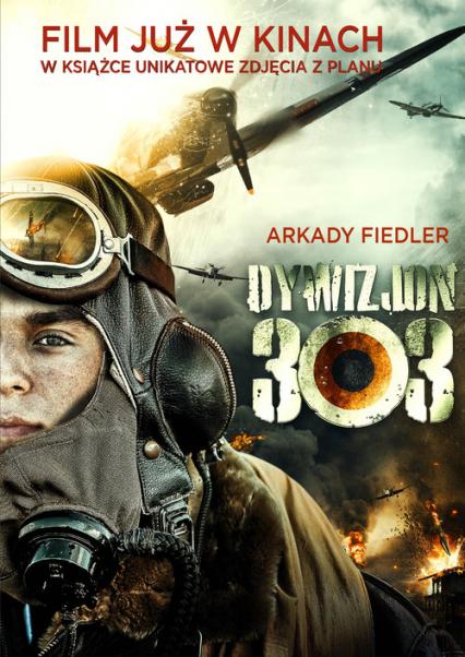 Dywizjon 303 - Arkady Fiedler | okładka
