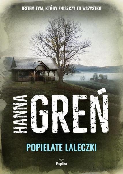 Popielate laleczki - Hanna Greń | okładka