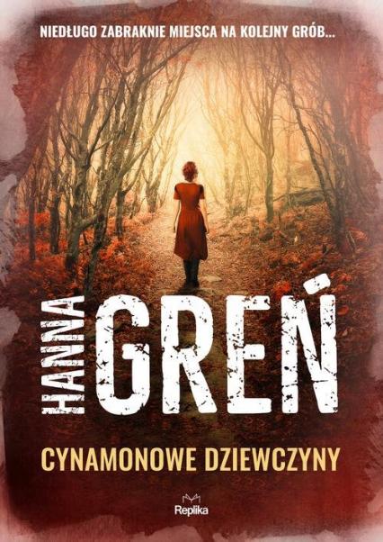 Cynamonowe dziewczyny - Hanna Greń | okładka