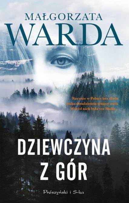 Dziewczyna z gór - Małgorzata Warda | okładka