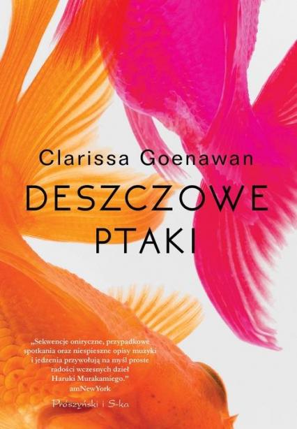 Deszczowe ptaki - Clarissa Goenawan | okładka