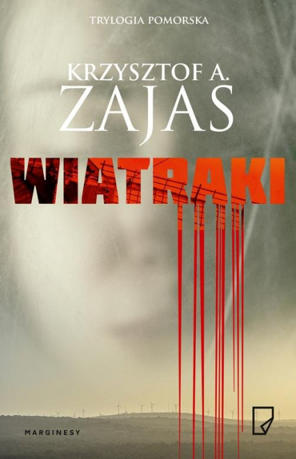 Wiatraki - Zajas Krzysztof A. | okładka
