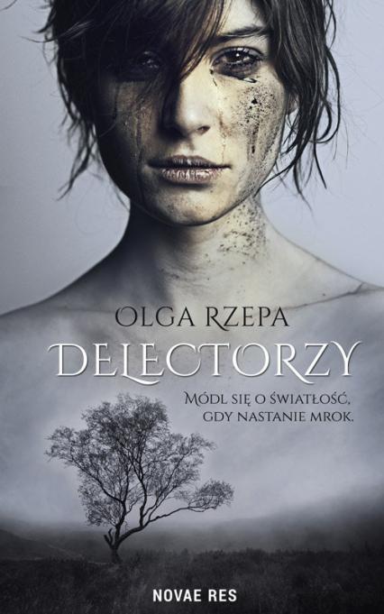 Delectorzy - Olga Rzepa   okładka