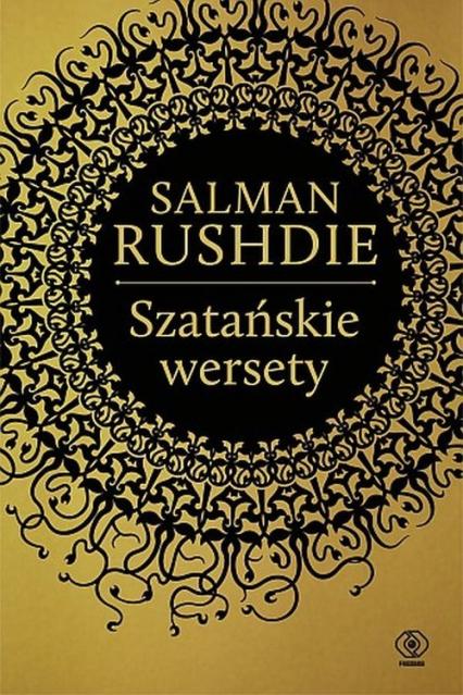 Szatańskie wersety IX - Salman Rushdie | okładka
