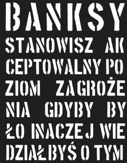 Banksy -  | okładka