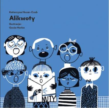 Alikwoty - Katarzyna Huzar-Czub | okładka