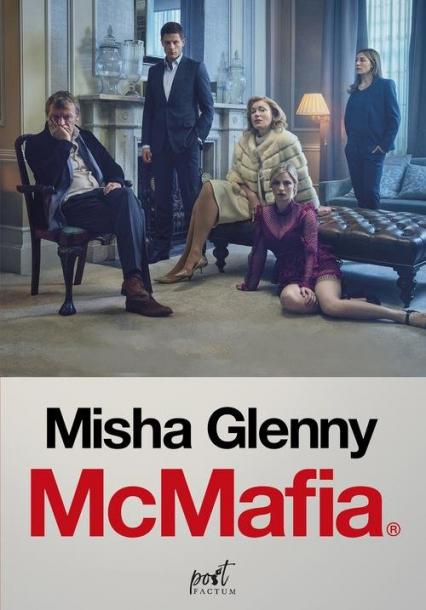 McMafia - Misha Glenny | okładka
