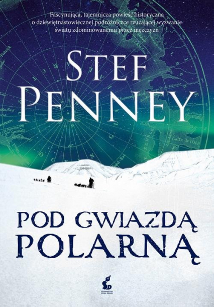 Pod Gwiazdą Polarną - Stef Penney | okładka
