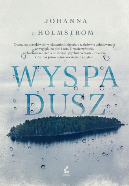 Wyspa dusz - Johanna Holmstrom | okładka
