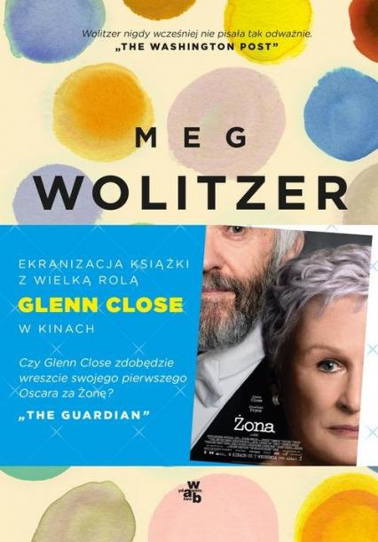 Żona - Meg Wolitzer | okładka