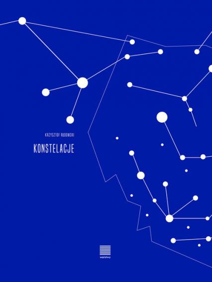 Konstelacje - Krzysztof Rudowski | okładka
