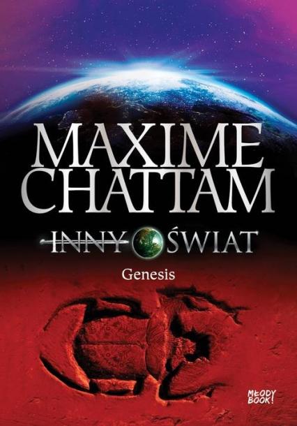 Inny świat 7 Genesis - Maxime Chattam | okładka