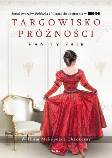 Targowisko próżności Vanity Fair - Thackeray William Makepeace | okładka