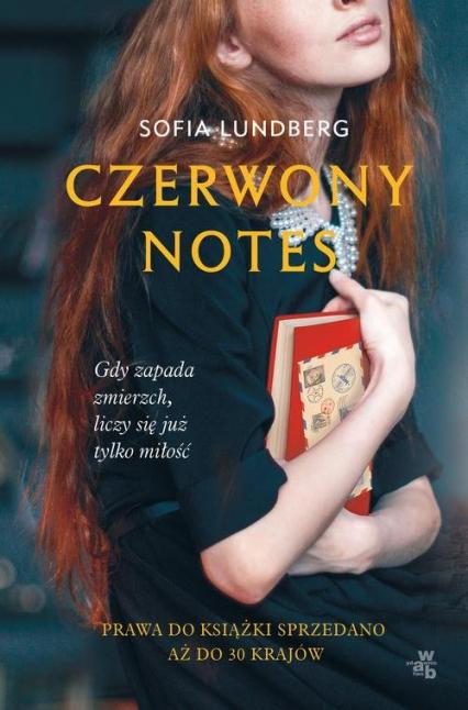 Czerwony notes - Sofia Lundberg | okładka