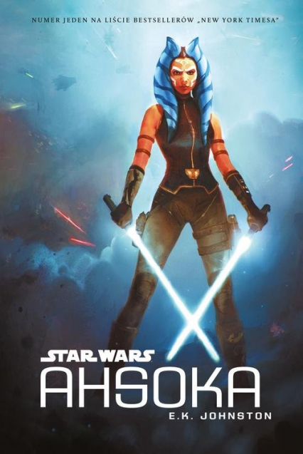 Star Wars Ahsoka - Johnston E. K. | okładka