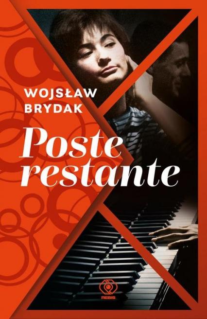 Poste restante - Wojsław Brydak | okładka