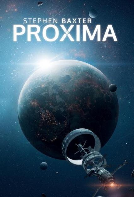 Proxima - Stephen Baxter | okładka