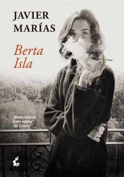 Berta Isla - Javier Marías | okładka