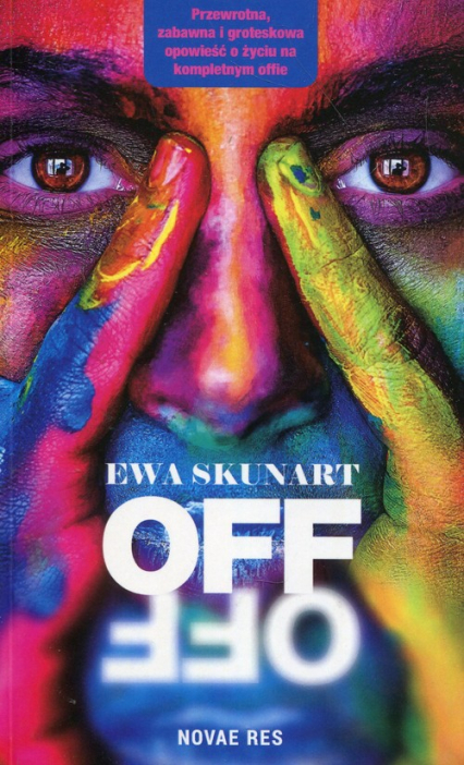 Off Off - Ewa Skunart | okładka