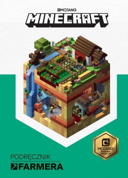 Minecraft Podręcznik farmera - Alex Wiltshire | okładka