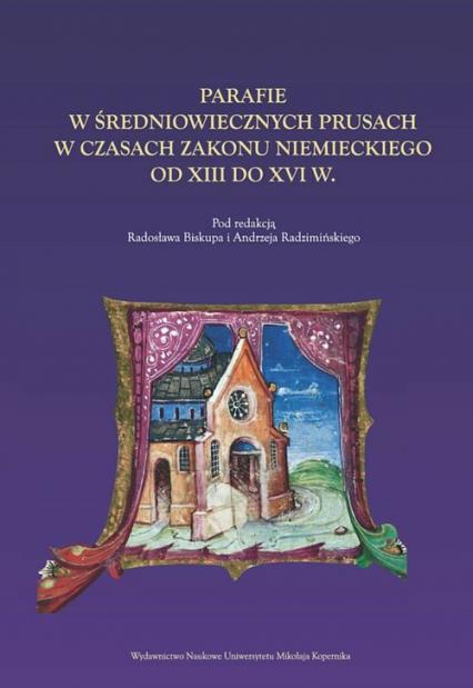 Parafie w średniowiecznych Prusach -  | okładka