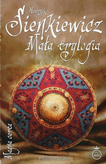 Mała trylogia - Henryk Sienkiewicz | okładka