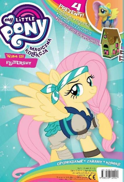 Magiczna Kolekcja My Little Pony cz.21 Fluttershy -  | okładka