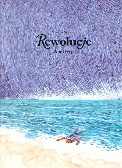 Rewolucja 11 Apokryfy - Mateusz Skutnik | okładka