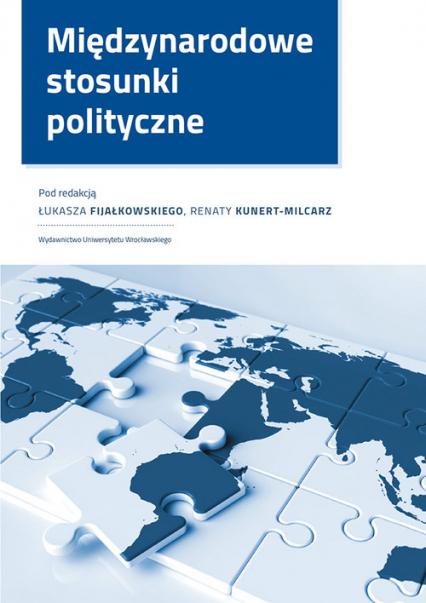 Międzynarodowe stosunki polityczne -    okładka