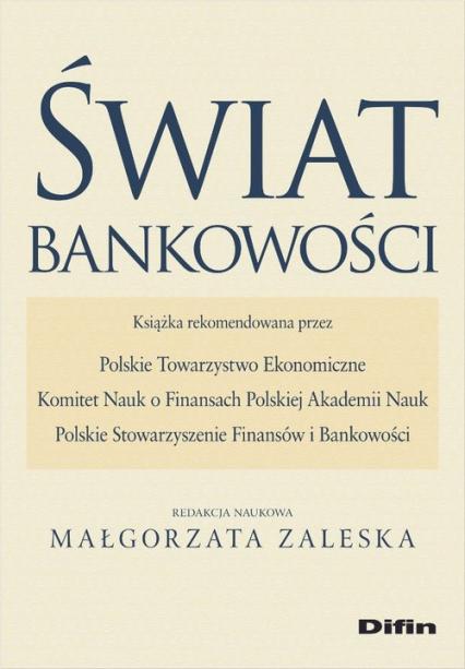 Świat bankowości -  | okładka