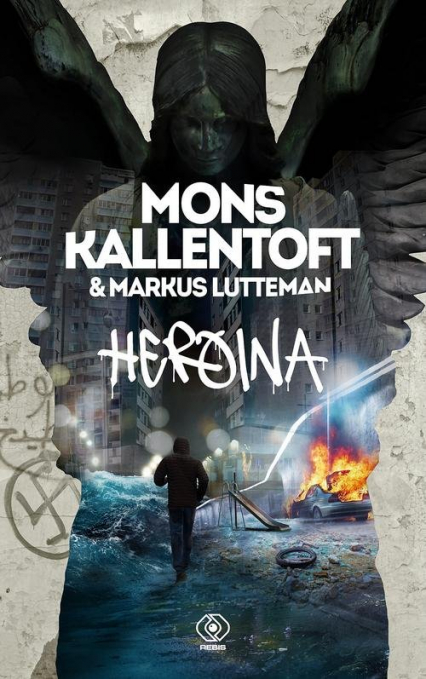 Herkules Tom 4 Heroina - Mons Kallentoft | okładka