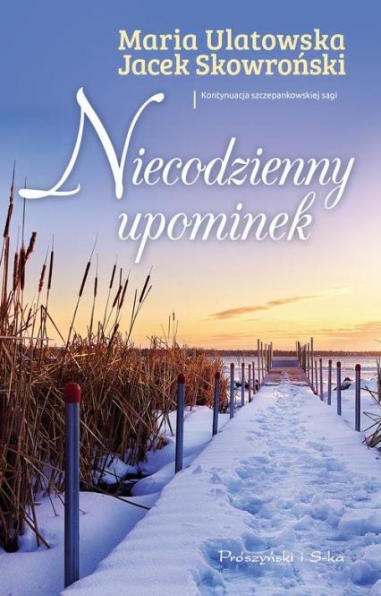 Niecodzienny upominek - Skowroński Jacek, Ulatowska Maria | okładka