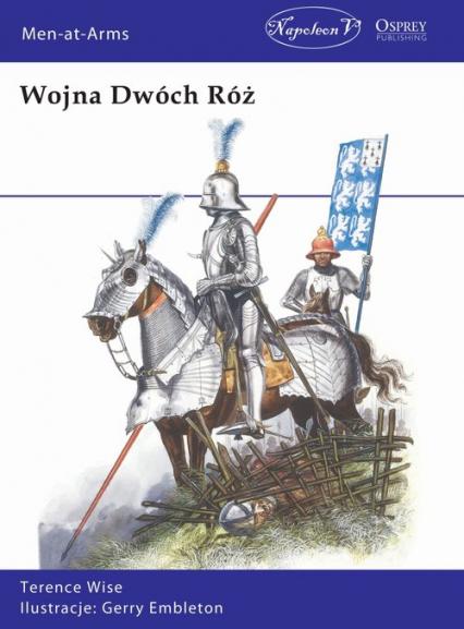 Wojna Dwóch Róż - Terence Wise | okładka