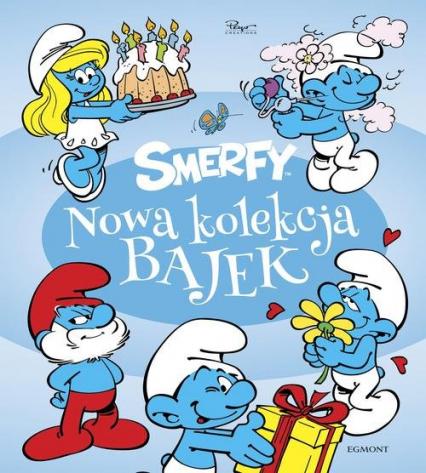 Smerfy Nowa kolekcja bajek -  | okładka